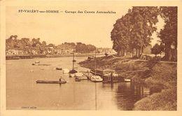 80-SAINT-VALERY-SUR-SOMME- GARAGE DES CANOTS AUTOMOBILES - Saint Valery Sur Somme