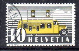 XP3339 - SVIZZERA 1946 , Unificato N. 432 Usato - Svizzera