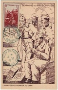 Bordeaux Gironde Salon Prisonnier Guerre 1943 Stalag Mirador TOP+++ état Superbe - Guerra 1939-45