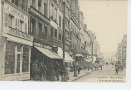 """LE HAVRE - Rue De Paris - CONFISERIE """" LE PARRAIN GENEREUX """" - Andere"""