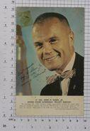 JOHN HERSCHEL GLEN Jr. - Vintage PHOTO Autograph REPRINT (AT-79) - Reproductions