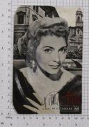 NILLA PIZZI - Vintage PHOTO Autograph REPRINT (AT-81) - Reproductions
