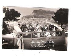 Auto Car  Ricou    5 09 1936     Coin Abimè    Carte Photo - Postcards