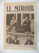 Le Miroir Guerre 1914/1918> Journal N°169 > 18.2.1917 >L'Amérique 3ème Flotte Du Monde Arizona,soldat Scient Leur Pain - War 1914-18