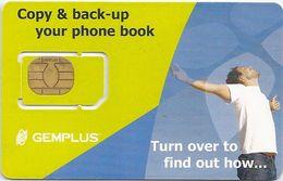 Switzerland - ITU Telecom 2003 Geneva GSM Presentation Card, Mint - Suiza