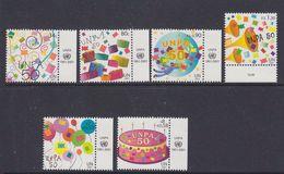 UNO NY, Geneva, Vienna 50Y Unpa 3x2v ** Mnh (36900) - Gezamelijke Uitgaven New York/Genève/Wenen