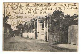 CPA 83 BOULOURIS Le Boccage Route De La Corniche - Boulouris