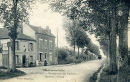 78 - MANTES LA VILLE - MAUPOMET - Rendez-vous Des Cyclistes. - Mantes La Ville