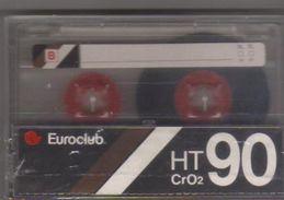 Quattro Cassette Audio Vergini Sigillate HT90 - Cassette