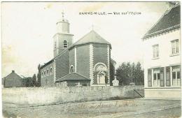 Hamme-Mille. Vue Sur L'Eglise - Beauvechain