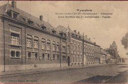 Wyneghem Wijnegem Normaalschool Der Zusters Annonciaden Voorgevel 1924 ZELDZAAM - Wijnegem