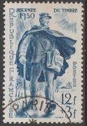 France 1950 N° 863  Journée Du Timbre, Facteur à Pied (E13) - Francia