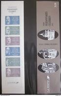 France - Carnet Personnages Célèbres - 1987 - YT BC2460A - Booklets