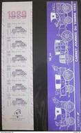 France - Carnet Journée Du Timbre  - 1989 - YT BC2578A - Carnets