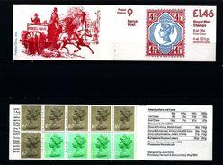 GREAT BRITAIN - 1983  £ 1.46  BOOKLET  4 1/2d  JUBILEE  RM  MINT NH  SG FO 2b - Libretti
