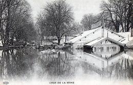 [75] Paris > Inondations De 1910 Restaurant LAPLATTE - Inondations De 1910