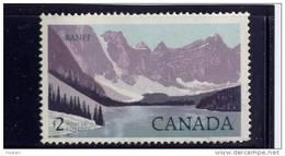 CANADA, 1984, #936, USED, NATIONAL PARKS DEFINITIVES: BANFF, SINGLE - 1952-.... Règne D'Elizabeth II