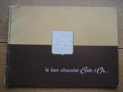 Catalogue Publicitaire De 1960 LE BON CHOCOLAT COTE D'OR - Nombreuses Photos Sur La Fabrication Du Chocolat - 40 Pages - Chocolat