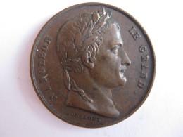Médaille NAPOLEON I . AUX ARMEES FRANCAISES .par MONTAGNY - France
