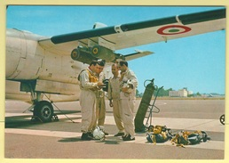 Piloti Aerei Airplane Avion Cp Anni 80  Aeronautica Italiana - Aviatori