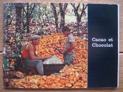 Catalogue Publicitaire édité En 1958 Par CHOCOSUISSE Union Des Fabricants Suisses De Chocolat à BERNE - 52 Pages - Chocolade