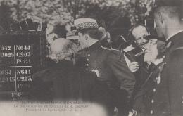 Evènements - Réception Roi Espagne Alphonse XIII Paris - Aviation Aéro-Club - Espana - Recepciones