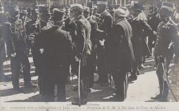 Evènements - Réception Roi Espagne Alphonse XIII Paris - Versailles 1905 - Militaria - Espana - Recepciones