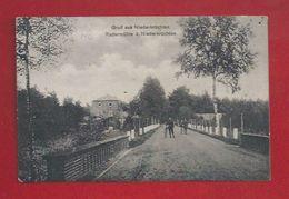 ALLEMAGNE - GRUSS AUS NIEDERKRÜCHTEN - RADERMÜHLE B/ NIEDERKRÜCHTEN -  1919 - Viersen
