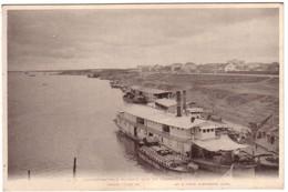 TONKIN - HANOÏ - Correspondance Fluviale Quai Du Commerce - Viêt-Nam
