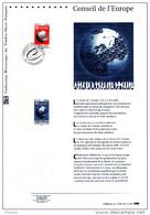 """(Prix à La Poste = 5 €) Document Philatélique Officiel De 2011 """" CONSEIL DE L'EUROPE """". N° YT SERV 150. Parf. état. DPO - 2010-...."""