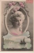 ALDA Photo Reutlinger - Femme - Style Art Nouveau - Artistes