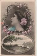 DERAISY Photo Reutlinger - Femme - Style Art Nouveau - Artistes