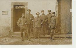 AK Schreibstube 4. Esk., Res. Hus. R 4/2 - Weltkrieg 1914-18