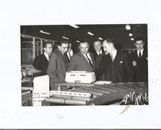 CORBEIL ESSONNES (91) PHOTO VISITE   A              IBM     1963 (PHOTO TIREE D'UN ALBUM) BELLE ANIMATION - Places
