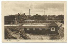Westerland A. Sylt Neue Badeanlagen 1931 - Sylt