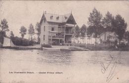 OVERMERE DONCK   Chalet Prince AlbertZICHT OP HET MEER - Berlare
