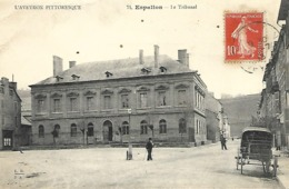 Espalion - Le Tribunal ( Aveyron Pittoresque) - Espalion