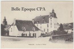 Belgique - Chimay / VIRELLES - Le Pont Et L'Hôtel ++++ Édition Delsart ++++ RARE - Chimay