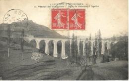 Espalion - Lot De 2 CPA Viaduc Des Conquêtes Ligne Bertholène à Espalion (L' Aveyron Pittoresque) Voir Scan - Espalion