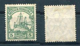 Deutsche Auslandspostämter Deutsch-Neuguinea Michel-Nr. 21 Ungebraucht - Colonie: Nouvelle Guinée
