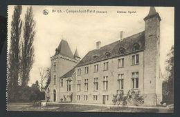 +++ CPA - CAMPENHOUT RELST - KAMPENHOUT - Château Opstal - Nels 63  // - Kampenhout
