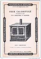 BUVARD - FOURNEAUX BECUWE - Four à 1 Compartiment - Electricité & Gaz