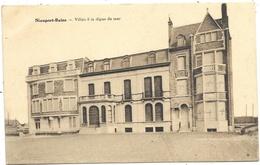 Nieuport-Bains NA36: Villas à La Digue De Mer 1928 - Nieuwpoort