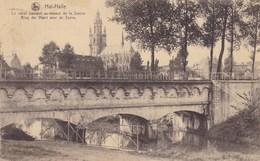 Halle, Hal, Le Canal Passant Au Dessus De La Senne, Brug Der Vaart Over De Zenne (pk39287) - Halle