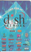 USA(chip) - EchoStar Communications/Dish Network, Satellite TV Card, Used - Unclassified