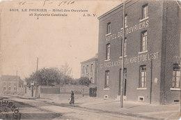 TRITH LE POIRIER    ( 59 ) Hôtel Des Ouvriers Et épicerie Centrale  ( Port Gratuit ) - Other Municipalities