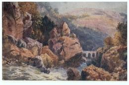 ROYAUME-UNI . ECOSSE . PASS OF KILLIECRANKIE - Réf. N°4418 - - Perthshire