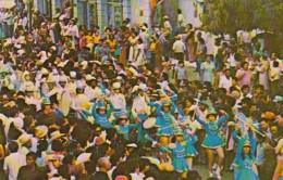 Honduras Carnaval Ceibeno Marla Regina's Twirlers - Honduras