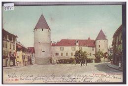 DISTRICT D'YVERDON - YVERDON - LE CHATEAU - TB - VD Vaud
