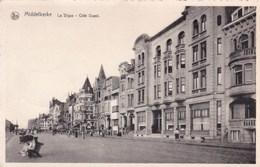 Middelkerke, La Digue Côté Ouest (pk39309) - Middelkerke
